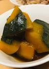 温冷どちらでも♩甘さ引き立つ南瓜の煮付け