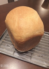 耳までフワフワもちもち食パン
