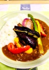 簡単!彩り野菜カレー