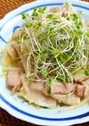 塩レモンダレ豚炒め & 豚丼