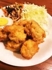 豆腐とオートミールのヘルシー唐揚げの写真