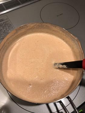 トマトと牛乳の冷たいスープ