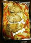 鶏胸肉のオーブン焼き