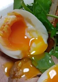 冷蔵庫から出してすぐできる!電鍋ゆで卵