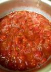 ミニトマトの水煮