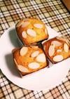 *HMで簡単* 蜂蜜カップケーキ♡♡