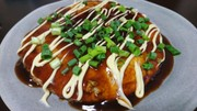【ダイエット】豆腐で、低糖質お好み焼きの写真