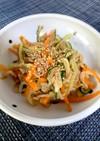 ☆あっさり味のもやしとツナの中華サラダ☆