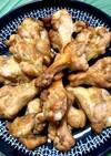 手羽元チキンのオイスター風味オーブン焼き