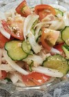 ドレッシング不要♪新玉ねぎの簡単サラダ