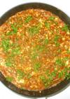 さば缶豆腐ドライカレー♪簡単カレールーで