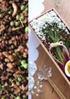 山椒の実と豚挽肉のそぼろ