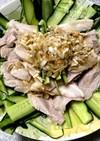 豚ばら肉ときゅうりのさっぱりポン酢和え