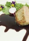 赤ワインのステーキソース