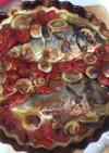 簡単フランス料理 鯛のグリルロワール風