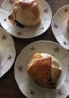 簡単フランス料理 りんごパイ