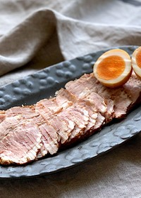STAUB *アールグレイ紅茶豚 煮豚