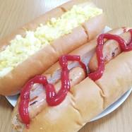 ホットドッグ…卵バージョンも✨