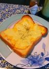残ったソースで!タルタルトースト