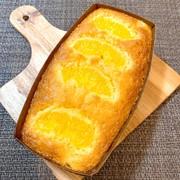 夏みかんケーキの写真