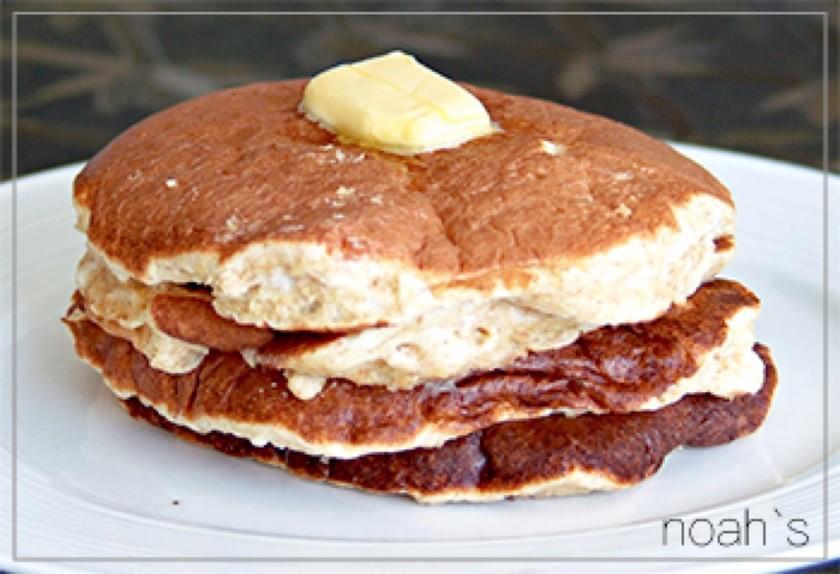 低糖質ダイエットに!ロカボパンケーキ
