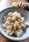 新玉ねぎとツナの炊き込みご飯