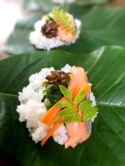 朴葉寿司♪の写真