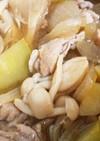 摘果メロンの煮物