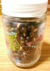 黒豆茶を作ってみた。
