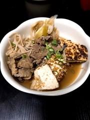 【簡単】【絶品】肉豆腐の写真