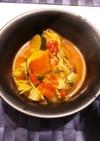 時短スペアリブのトマトスープ煮