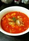 いい香り♪ラム肉とセロリのトマト煮