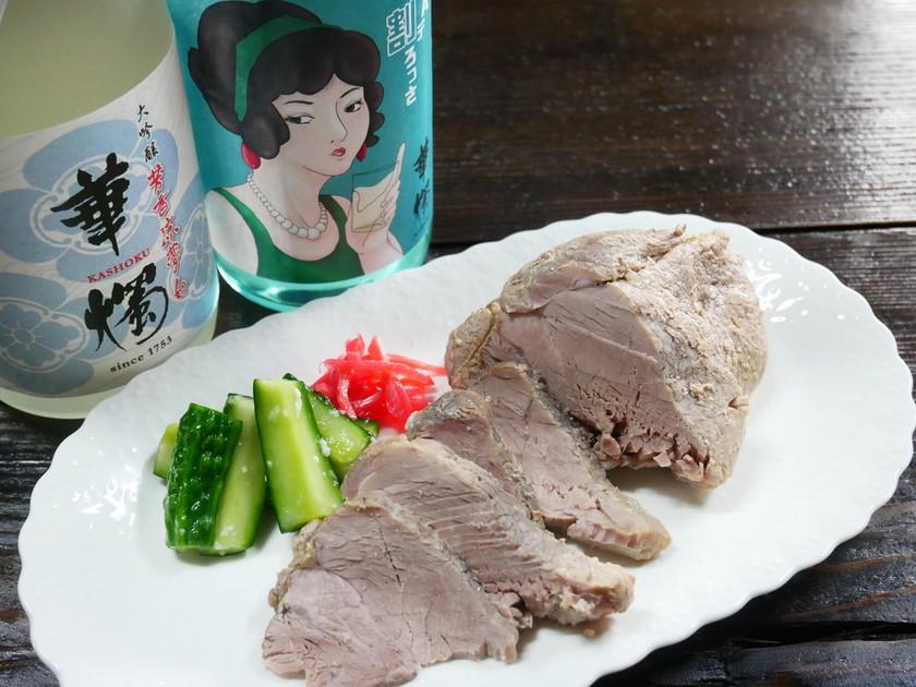 醴塩(れいしお)茹で豚