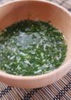 離乳中期☆しらすの栄養たっぷりスープ