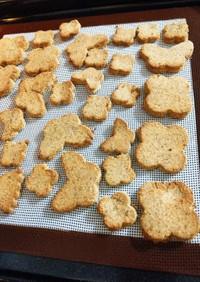 【糖質オフ】おからアイシングクッキー土台
