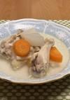 手羽先と根菜の煮物(ホットクック版)