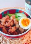 ご飯がすすむ簡単★魯肉飯(ルーローハン)