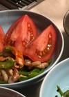 豚生姜焼き用でチンジャオロース風