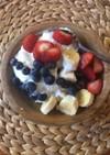 ダイエット、朝食に!メープルグラノーラ
