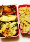 168、玉子豆腐の卵焼きと玉こん弁当♡