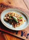 ご飯がススム♥️豚肉のコク旨カレー炒め