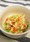 離乳後期☆鮭のマカロニサラダ