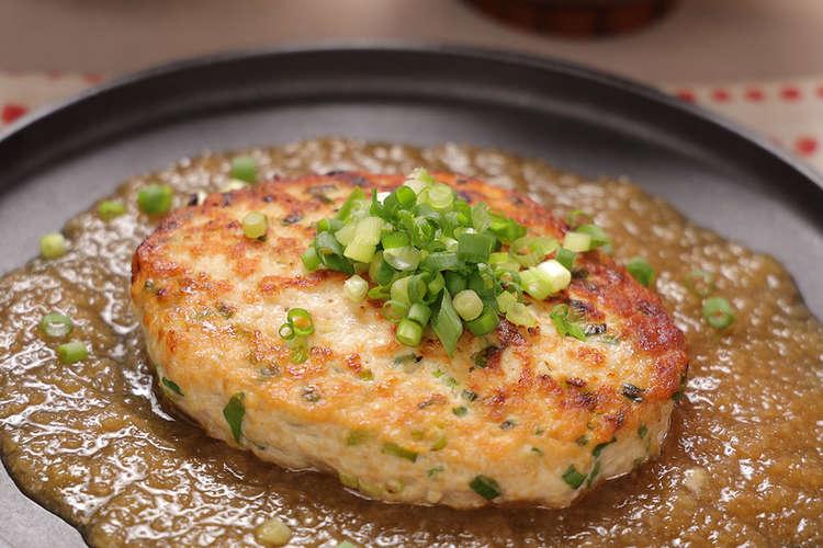 ハンバーグ なし 豆腐 パン粉