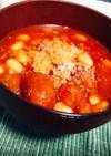 大豆たっぷり!食べるトマトスープ