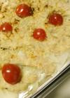 玉ねぎのツナポテト焼き