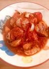 豚ヒレ肉でメインのラタトゥイユ 圧力鍋