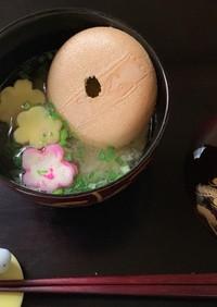 ポリクック簡単料理『乾物のみ懐中味噌汁』