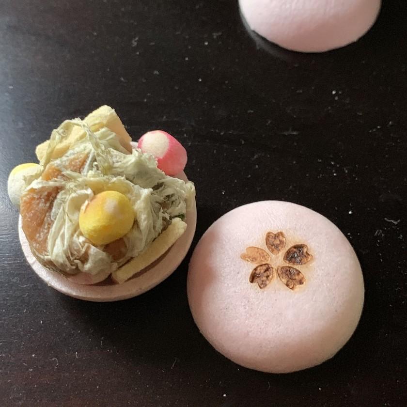 ポリクック簡単『マカロンみたいな味噌玉』