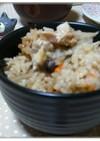 炊飯器で簡単!鶏とごぼうの炊き込みご飯