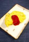 レンジで簡単!卵焼き☆コーンバターマヨ